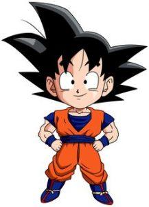 Imagenes De Son Goku Todas Las Imagenes