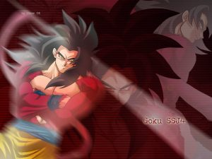 Imagenes de dragon ball z goku fase 4
