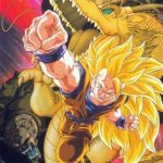 Dragon ball z goku fase 3