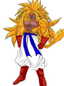 imagenes de dragon ball z goku fase 1000