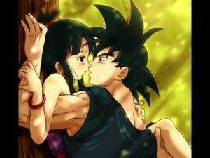 Goku Y Milk Haciendo El Amor
