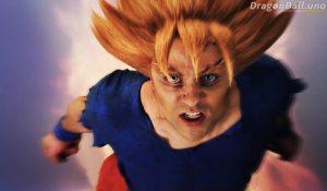 Imagenes De Goku En La Vida Real