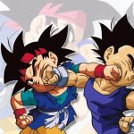 Goku jr y vegeta jr