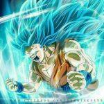 Goku fase dios 3