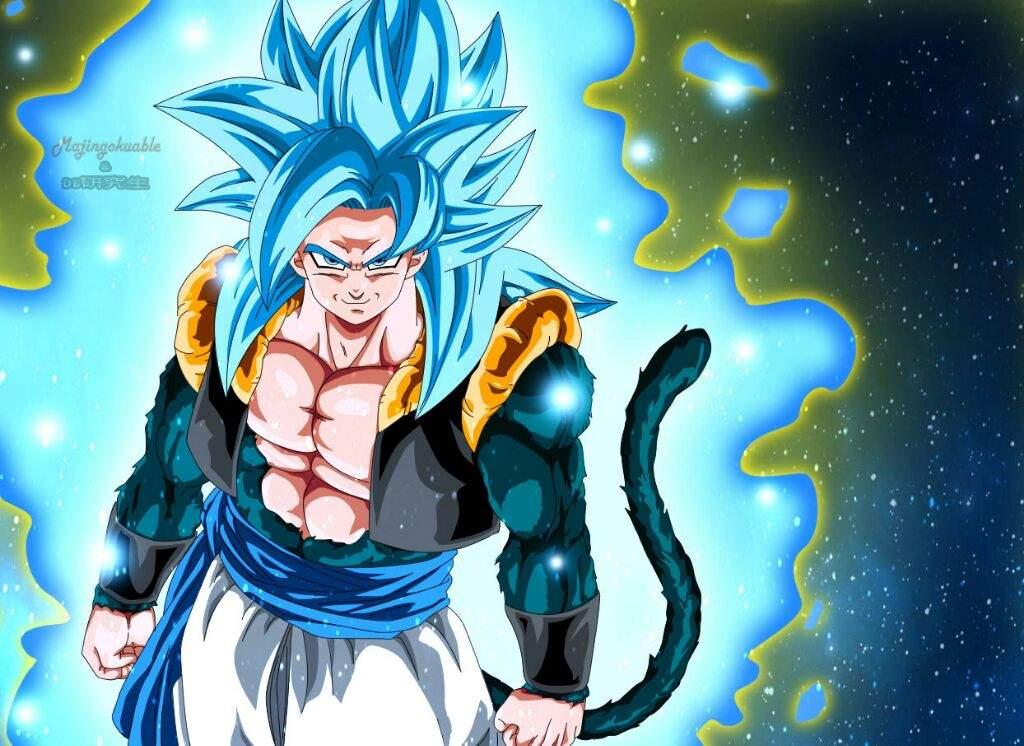 Imagenes De Fases De Goku: Goku Fase 4 Dios