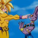 Goku fase 4 dios