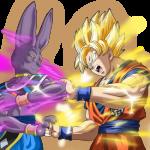 Imágenes de Goku la batalla de los Dioses