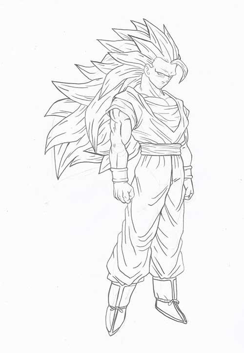 Goku Black Ssj