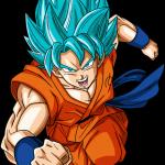 Goku y vegeta fase dios