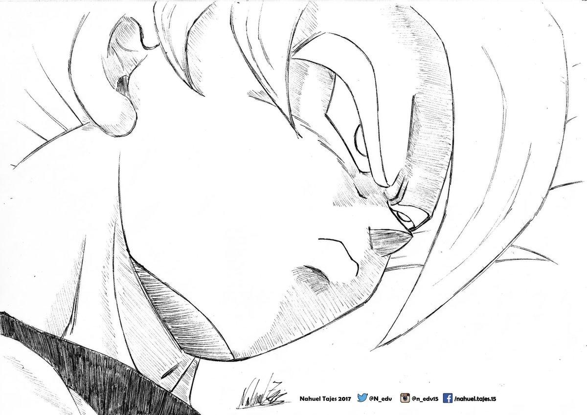 Vegeta Ssj Para Dibujar: Goku Faciles De Dibujar