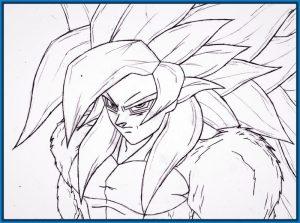 Imagenes Dragon Ball Z Para Colorear E Imprimir 1