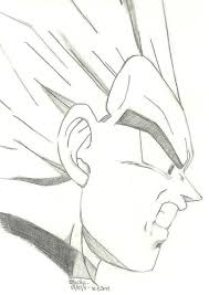 Goku Faciles De Dibujar