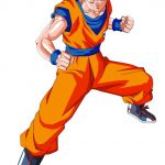 Goku Dios Rojo
