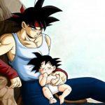 Goku y Bardock