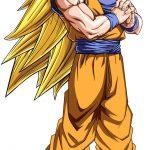 Goku Fase 3 y Fase 4