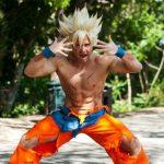 Goku humano