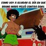 Goku graciosas