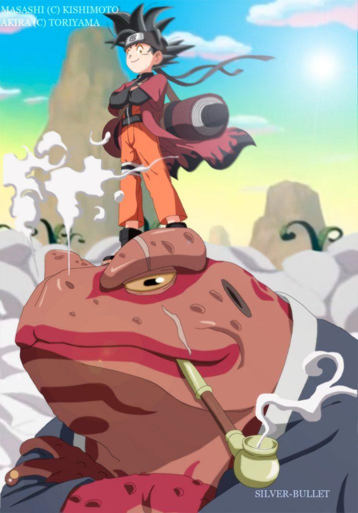 imagenes de Goku naruto