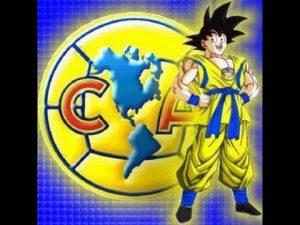 imagenes de Goku americanista