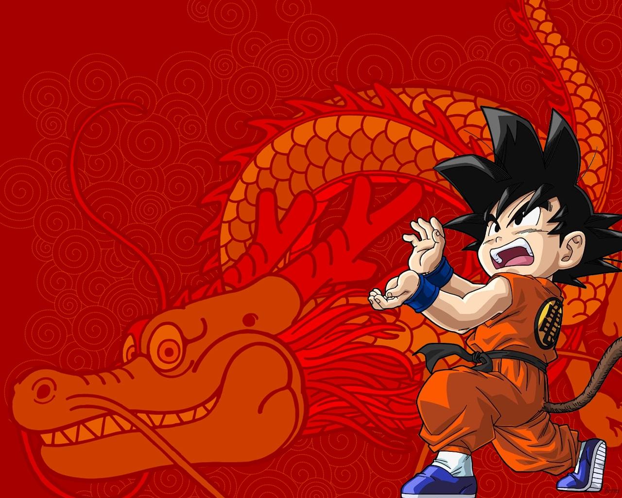 imagenes de goku wallpaper