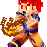 Goku Minecraft