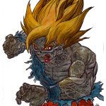 Goku Zombie