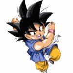 Goku Niño GT