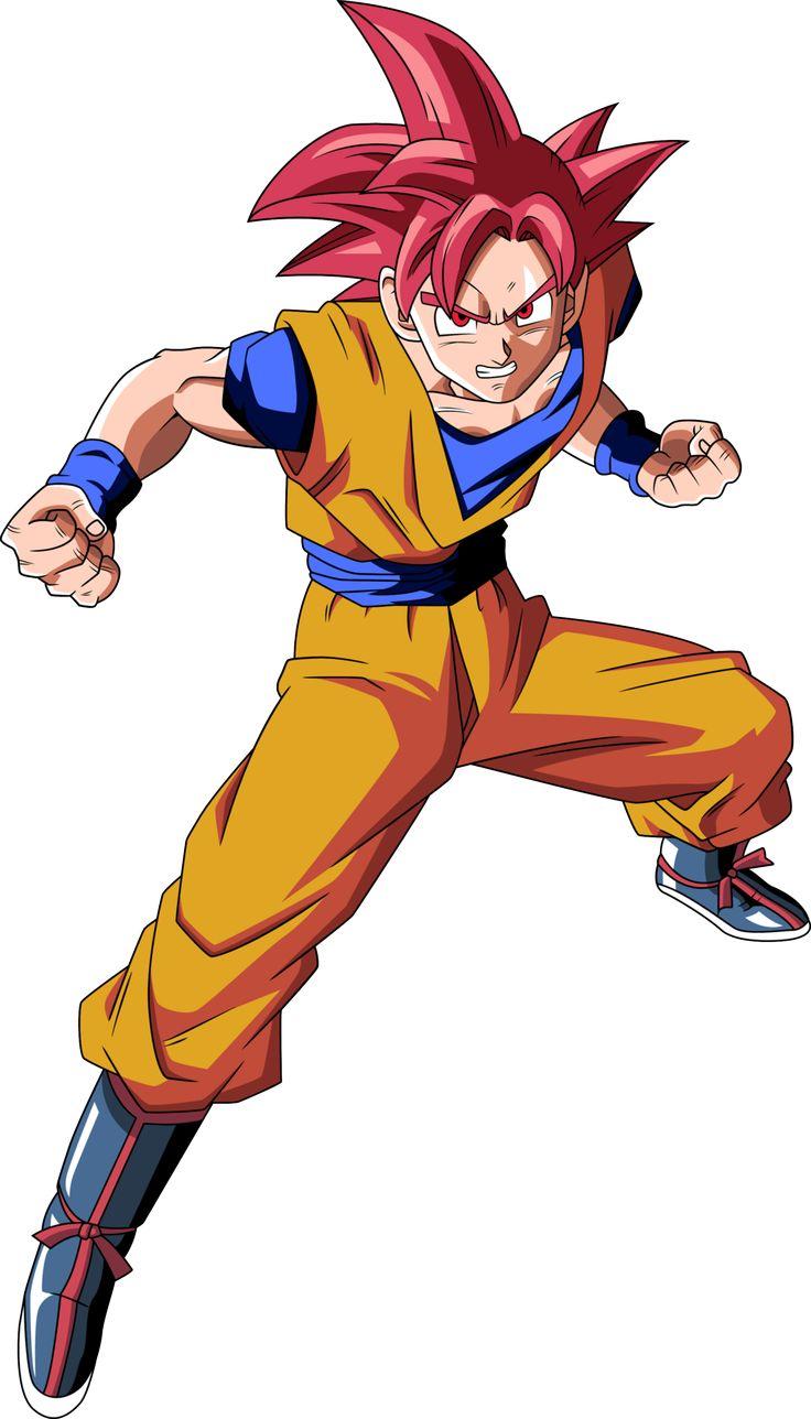 Goku 6 - Sangoku super saiyan god ...