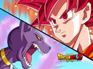 Goku y Bills