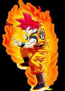Goku legendario