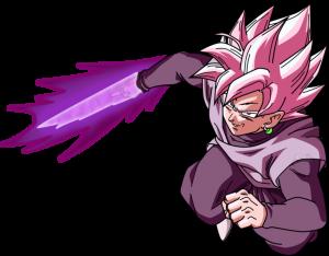 Dibujo Goku Black