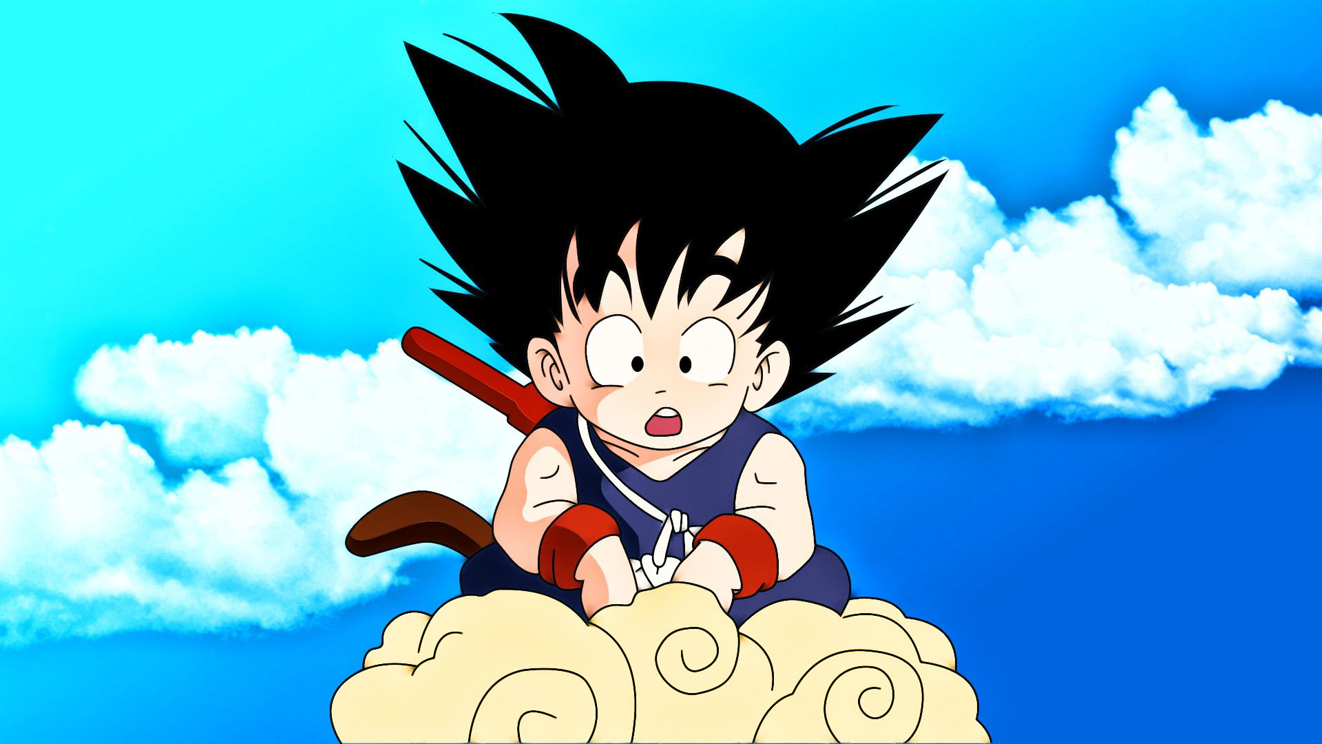 Goku full hd - Dragon ball gt goku wallpaper ...
