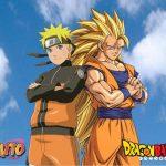 Goku y Naruto