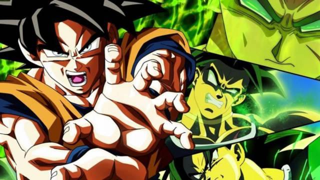 10 Imagenes De Dragon Ball Super Broly La Pelicula