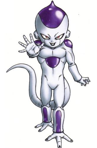imagenes de Kuriza el hijo de Freezer