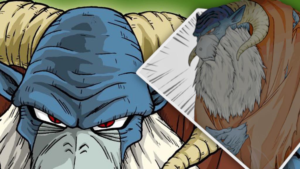Villanos vs goku